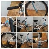 bicicleta seminueva para niñas - foto