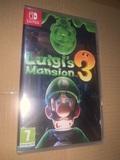 Luigi s mansion switch precintado - foto