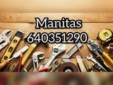 Manitas _ reparaciones _ economico - foto
