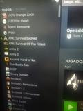 cuenta Steam mas de 220 juegos - foto