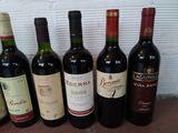 Botellas de Vino Colección - foto