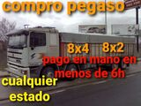 COMPRO PEGASO 4 EJES BASCULANTE RENAULT - foto