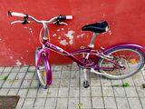 bici chica - foto