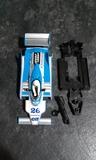 Carrocería y chasis Ligier Scalextric - foto