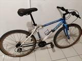 vendo bicicleta - foto