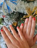 Se hacen uñas acliricas a domicilio - foto