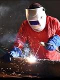 soldador profesional - foto