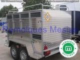 Remolque perros 12 puertas ref536 - foto
