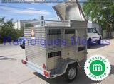 Remolque perros 10 puertas ref241 - foto