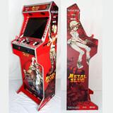 Maquina recreativa arcade grande - foto