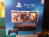 PS3 500GB - foto