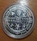 1991 i serie iberoamericana lote monedas - foto
