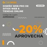 Promo diseÑo web - foto