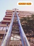 Servicio de mudanzas con grua elevadora - foto