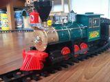 Tren Santa Fé express - foto