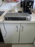 Amplificador jvc - foto