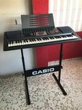 Piano digital Casio CTK-501 - foto