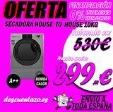 Secado house to house 10kg - foto