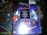 JUDAS PRIEST DVD HEAVY METAL