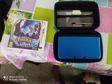 Nintendo 3 ds xl + juego pokemon luna - foto