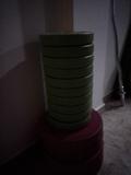 discos pesas 2,5 kilos - foto