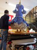 Taller de confección textil Barcelona - foto