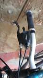 bicicleta con asiento niño - foto