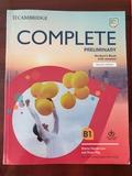 COMPLETE PRELIMINARY B1 STUDENT\\\\\\\\\ - foto