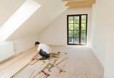 InstalaciÓn suelos maderas - foto