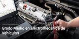 FP MEDIO EN ELECTROMECÁNICA DE VEHICULOS - foto