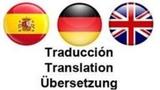 Traducciones Alemán - Español - Inglés - foto