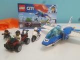 Lego city. Arresto del ladrón - foto