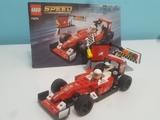 Lego Fórmula 1 - foto