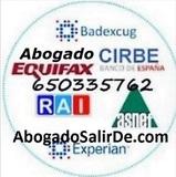 ABOGADO SALIR ASNEF RAI EXPERIAN MOROSOS - foto