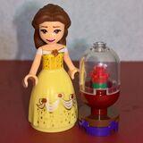 FIGURA Lego original disney BELLA - foto
