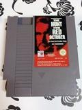 caza del Octubre Rojo Nintendo nes - foto