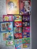 regalo juegos y libros - foto