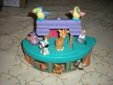 arca de Noe de Fisher price - foto