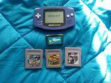 Game Boy Advance + Juegos. - foto