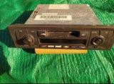 Radio cassette original audi - foto