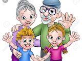 Cuidadora personas dependientes y niños - foto