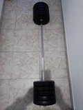 barra 60 kilos - foto