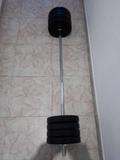 barra 50 kilos - foto
