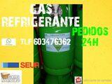 Gas r404 botellas de 10 kilos - foto