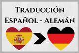 TraducciÓn jurada de alemÁn - foto