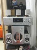 Amplificador con subwoofer - foto