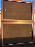 Altavoces Vintage de madera Sharp - foto