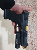 Glock 17 Agency Arms proyect NOC - foto