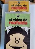 El vídeo de Mafalda 2 cintas vhs edición - foto