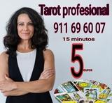 Tarot Único 15 minutos 5 euros videntes - foto